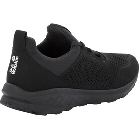 Jack Wolfskin Coogee Chaussures à tige basse Homme, black